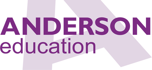 Anderson Education Logo